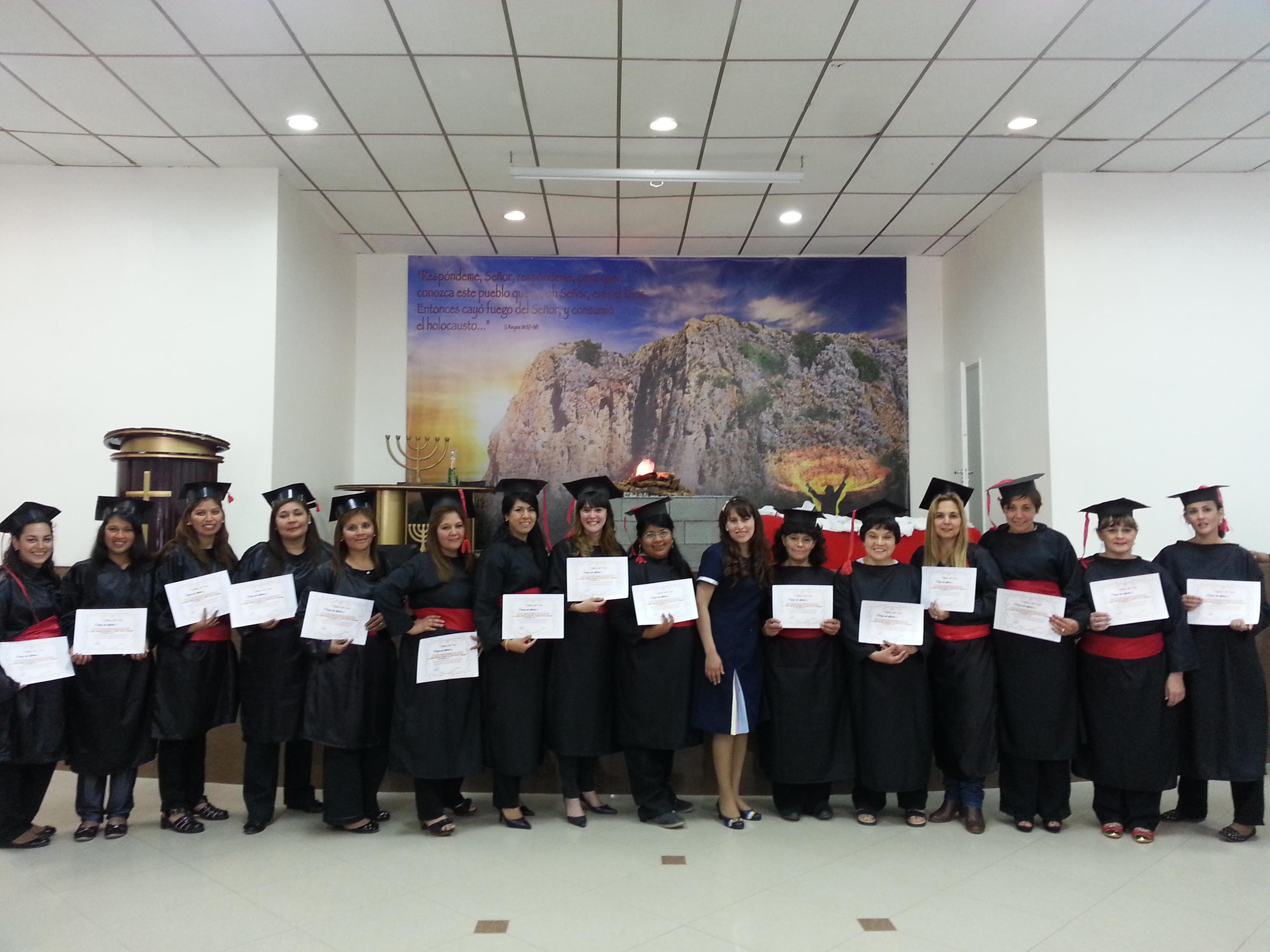 Gradución Educadoras de Reg. Trelew 2